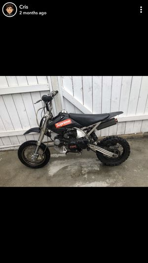 Pit bike for Sale in Chino, CA