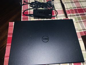 Dell Inspiron 15 w/ 500GB SSD, 8GB RAM, Windows 10 Pro, Office 2019 Pro, Dell D1000 docking station, laptop backpack, and more! for Sale in Columbus, GA