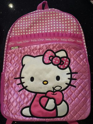 New hello kitty backpack for Sale in Bakersfield, CA