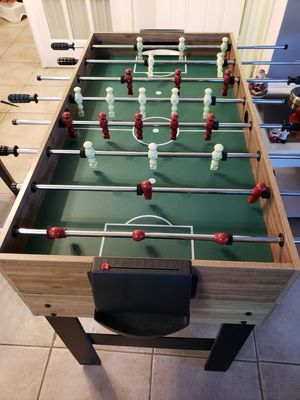 Foosball, Pool and air Hockey table all in one for Sale in Kissimmee, FL