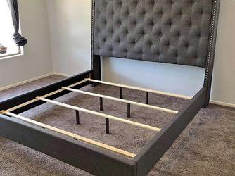 KING BED FRAME for Sale in Phoenix,  AZ