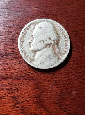 1941 nickel for Sale in Greenville, MS