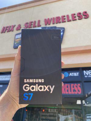 Samsung Galaxy S7 (UNLOCKED) for Sale in Rialto, CA