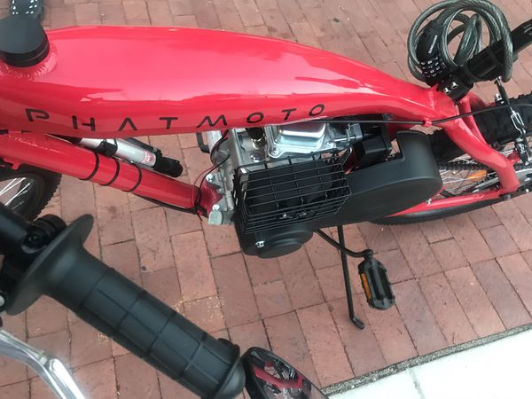 Phantom 79 CC Motor Bike