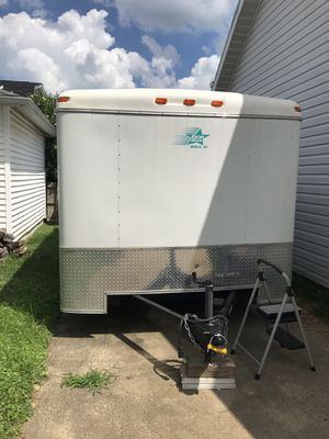 2007 Utility enclosed trailer for Sale in Parkersburg, WV
