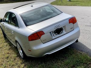 2008 Audi a4 Quattro sline 2.0 turbo for Sale in Fort Myers, FL