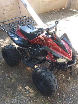 125cc spiderman atv for Sale in Albuquerque, NM