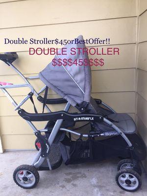 Double Stroller Babys XL Stroller for Sale in Portland, OR