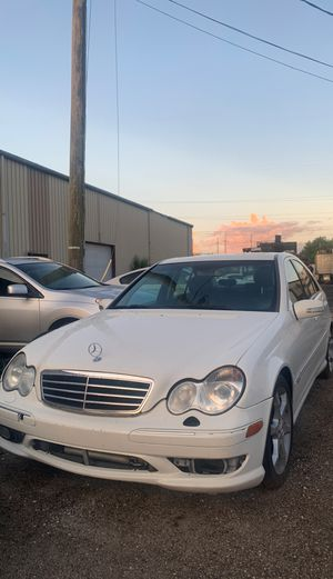 2007 Mercedes C230 AMG for parts for Sale in Riverview, FL