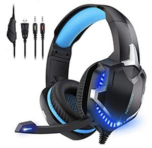 AIMASON Gaming Headset Blue LOW BALLERS will be ignored. for Sale in Anaheim, CA
