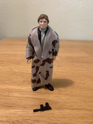 Star Wars Vintage Kenner Han Solo Endor for Sale in Poway, CA