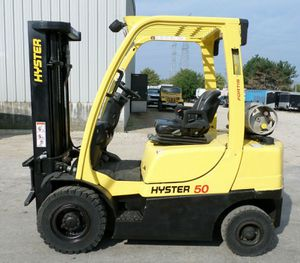 Hyster forklift H50FT, 5000lbs cap for Sale in Elgin, IL