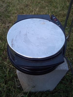Oyster waffle maker for Sale in Luttrell, TN