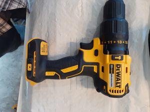 Dcd778 Dewalt 20v Max brushless hammer drill for Sale in Kansas City, MO