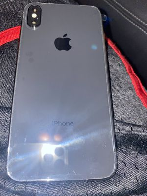 New Apple Iphone X ( 2 available) cricket for Sale in Homestead, FL