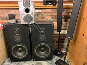Miscellaneous speakers and smart speaker for Sale in Independence, OH