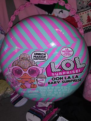 LOL Surprise Ooh la la baby surprise Lil Sisters for Sale in Annapolis, MD