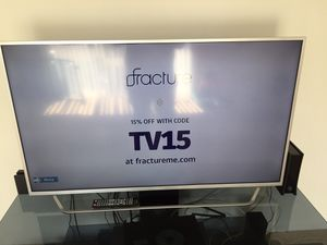 44 inch Tv with Tv Stand and DVD Player for Sale in St. Petersburg, FL