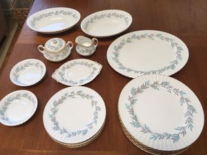 Vintage Elgin Blue Bone China by Paragon for Sale in Austin, TX