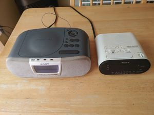 Sony Dream Machine Clock Radios for Sale in Enfield, CT