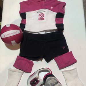American Girl Doll Clothes (Volleyball Outfit) for Sale in Simi Valley, CA