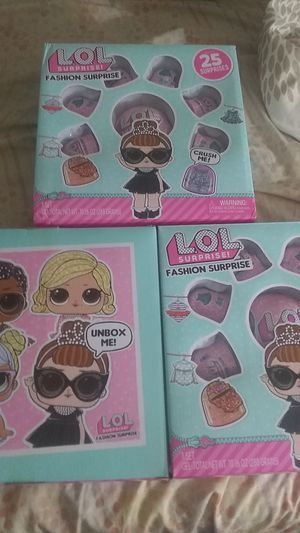 Lol dolls brand new in box never been opened for Sale in Orlando, FL