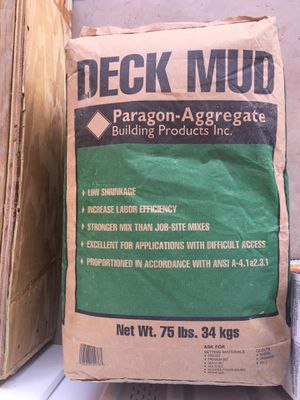 Deck mud for Sale in Mesa, AZ