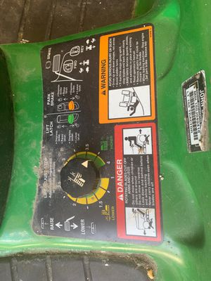 Riding lawn mower for Sale in Westlake, OH