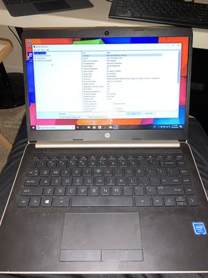 Laptop hp mint condition for Sale in Greenville, SC