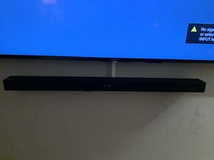 Samsung Soundbar with Wireless Subwoofer for Sale in Tampa, FL