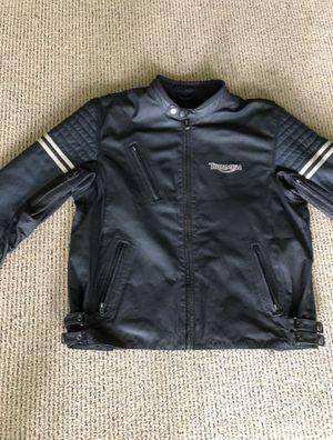 Triumph Motorcycle Jacket for Sale in Phoenix, AZ