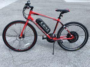 EBike road bike 1500W 48v 32mph for Sale in Columbus, OH