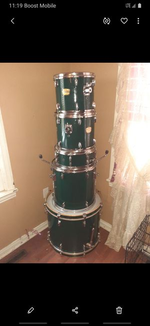 Yamaha drums for Sale in East St. Louis, IL