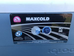 Igloo cooler for Sale in Orlando, FL