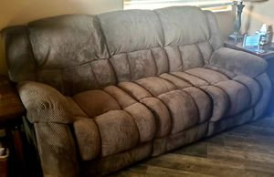 Sofa Recliner - Perfect Condition for Sale in Mesa, AZ