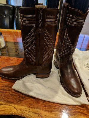 Ranch Road Frio County Boots 9.5M for Sale in Houston, TX