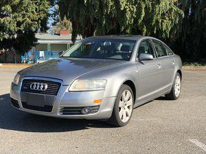 2006 Audi A6 for Sale in Lakewood, WA