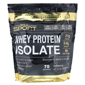Gold Whey Protein Isolate, 90% protein for Sale in Reading, PA