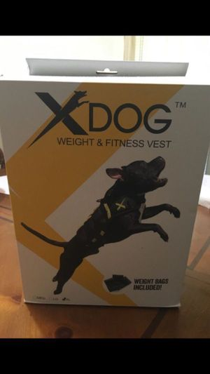 Dog weight vest for Sale in Garland, TX