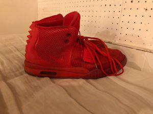 Nike red Octobers for Sale in Oak Park, IL