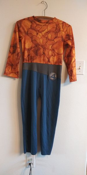 Fantastic Four *The Thing Costume* size 7-8 for Sale in Tacoma, WA