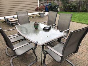 Outdoor Furniture for Sale in Black Diamond, WA