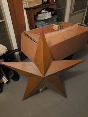 "Brand new 36"" rustic barn star for Sale in Farmville, VA"
