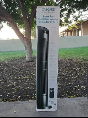 Cascade Tower Fan for Sale in Phoenix, AZ