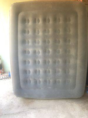 Camping Queen Mattress Coleman for Sale in Albuquerque, NM