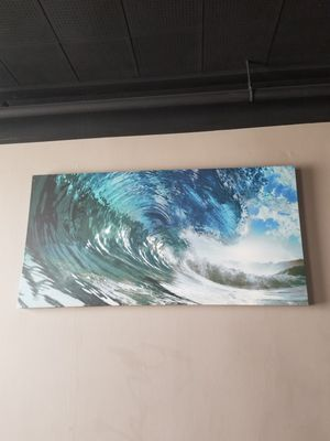 Wave Picture for Sale in Pittsburgh, PA