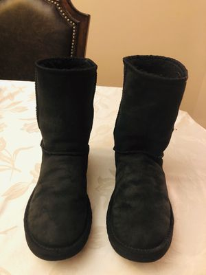 Ugg Classic Boots , Black , size 8, great condition for Sale in Crestview Hills, KY