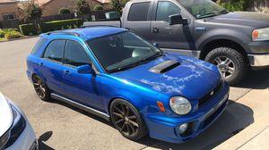 2003 Subaru WRX wagon for Sale in Clovis, CA