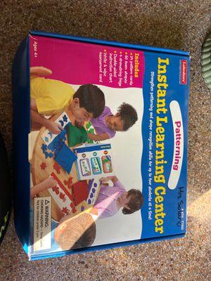 Instant learning center patterning for Sale in Henderson, NV