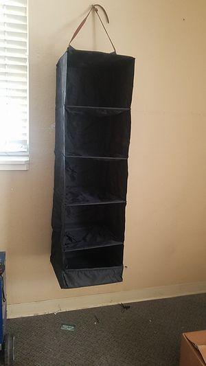 5 shelf closet organizer for Sale in Riverside, CA
